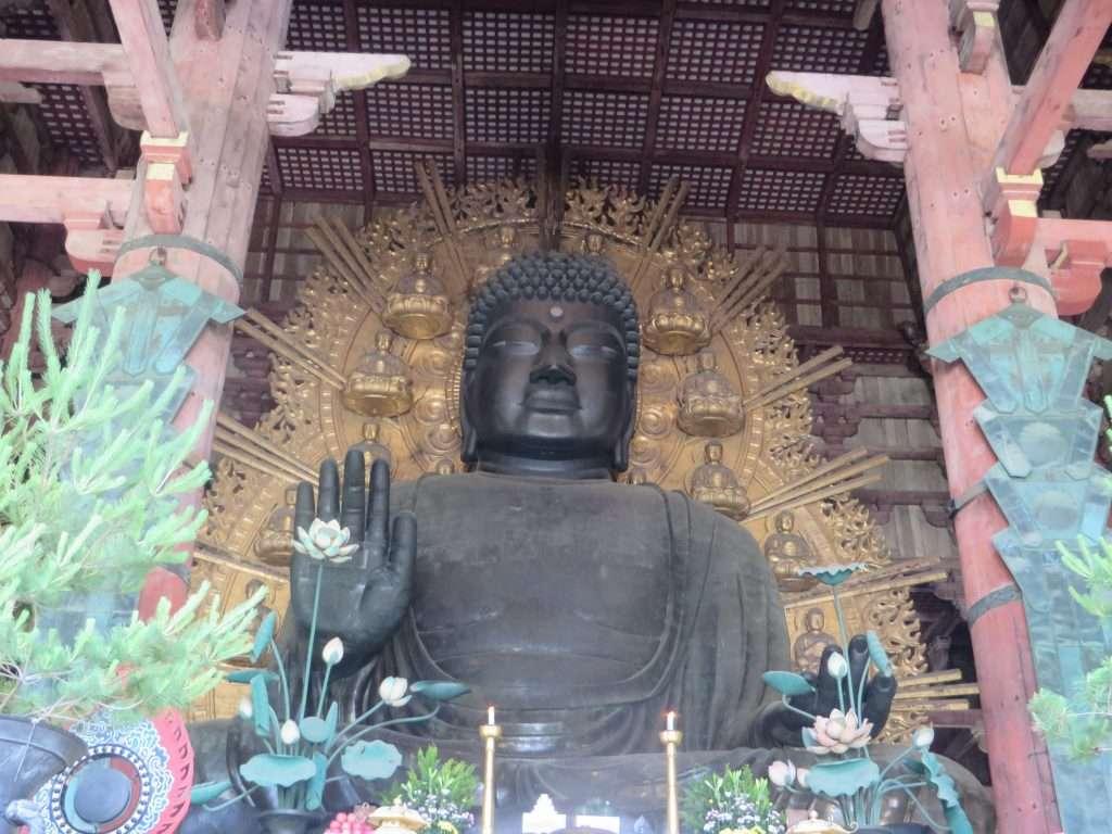 Gran Buda de Nara en Toda-ji