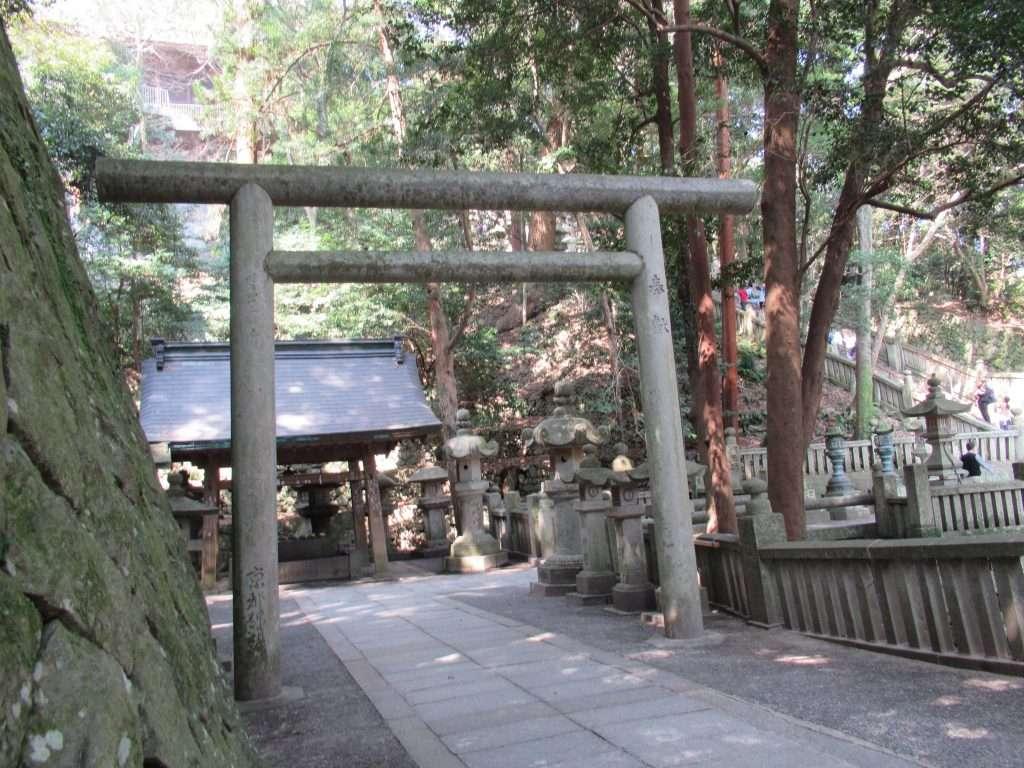 Templo Konpira-sa