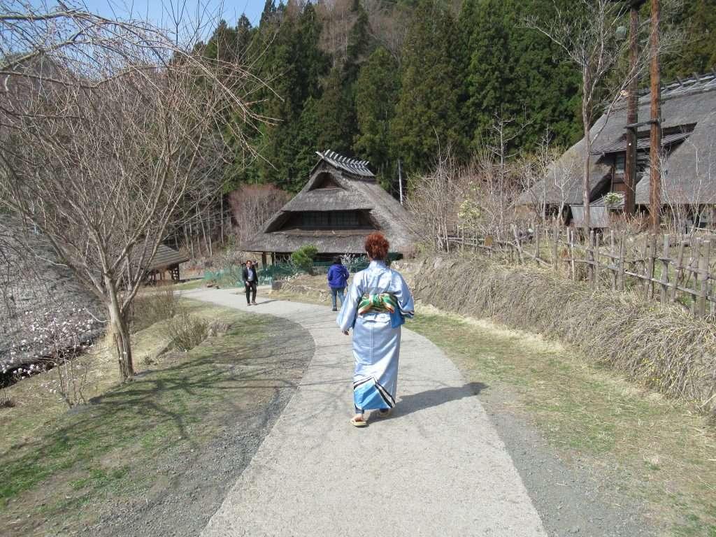Saiko Iyashi No Sato Nembo