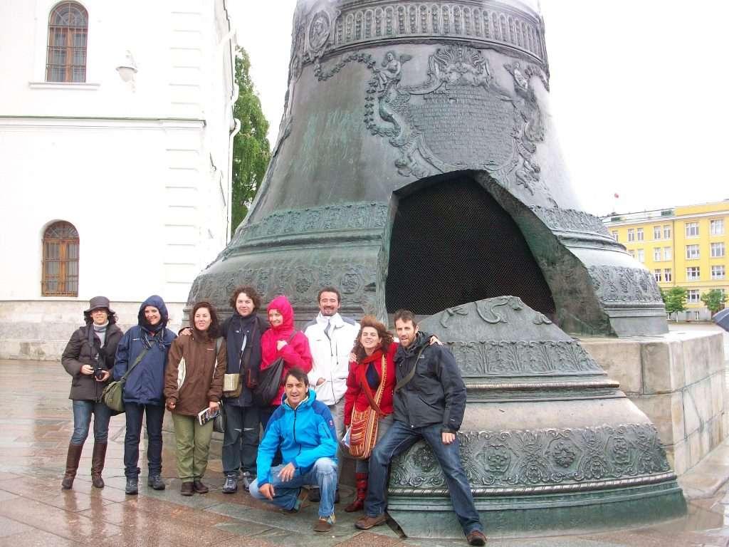 Campana del Zar o campana quebrada