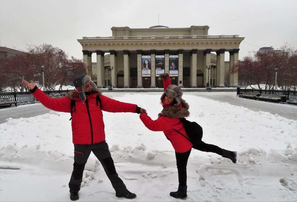 Teatro Ópera-Ballet de Novosibirsk