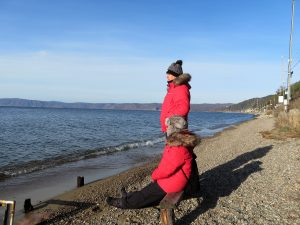 Orillas del Baikal