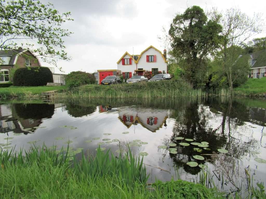 Casas holandesas en la N226