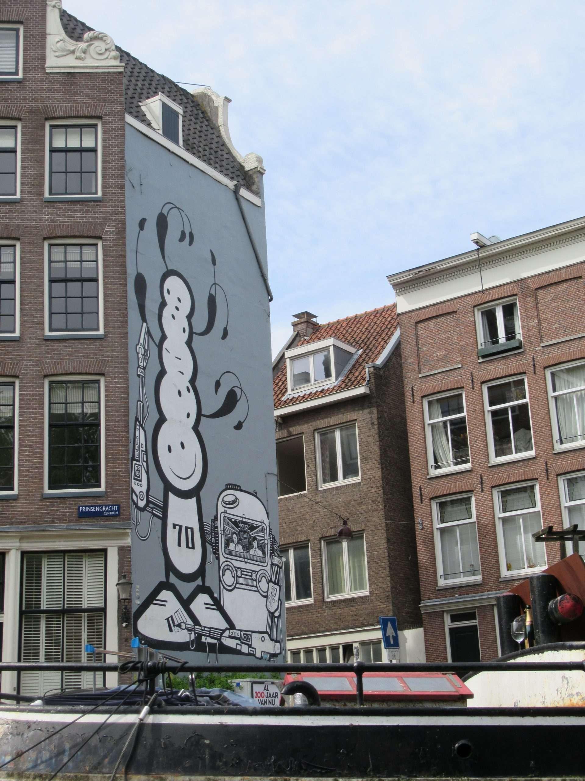 Grafitis de Amsterdam