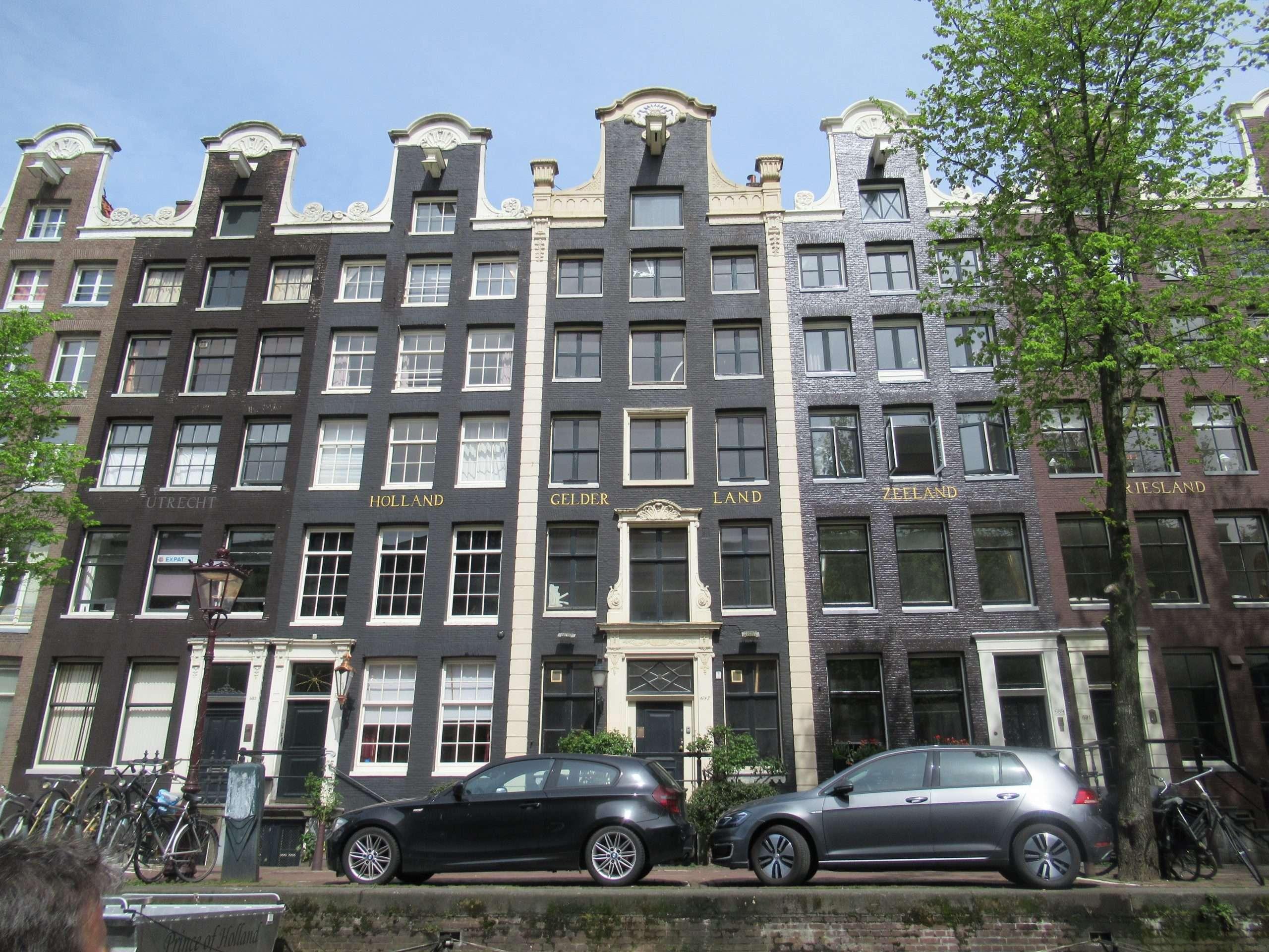 Casas señoriales del Herrengracht