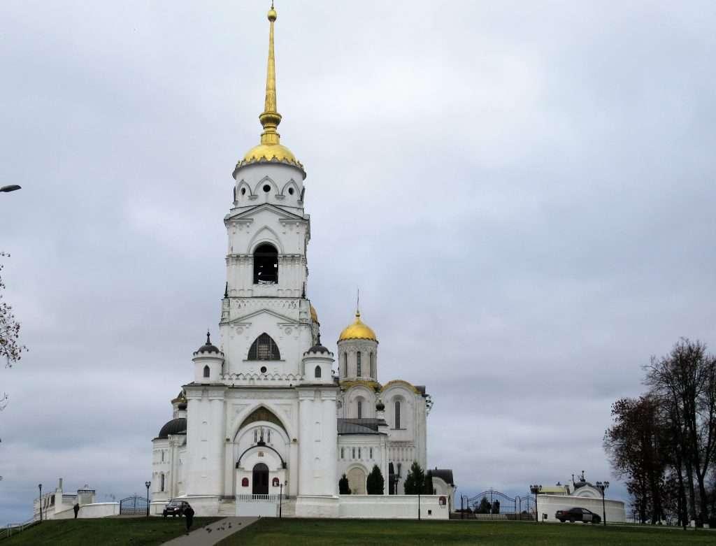 Catedral de la Asunción de Vladimir