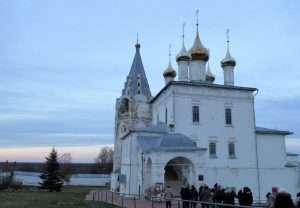 Monasterio de San Nicolás en Gorokhovets