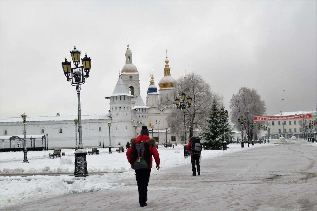 Tobolsk, uno de los pueblos más bonitos de Siberia