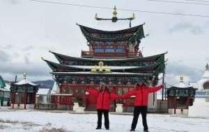 Templo Ivolginks Datsan,