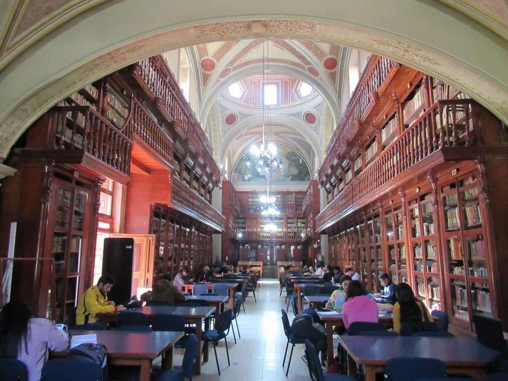 Biblioteca de Morelia