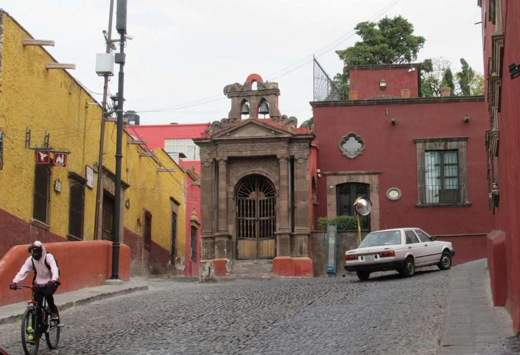 Capilla del Calvario en San Miguel de Allende