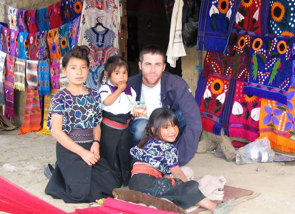 Indígenas de Chiapas