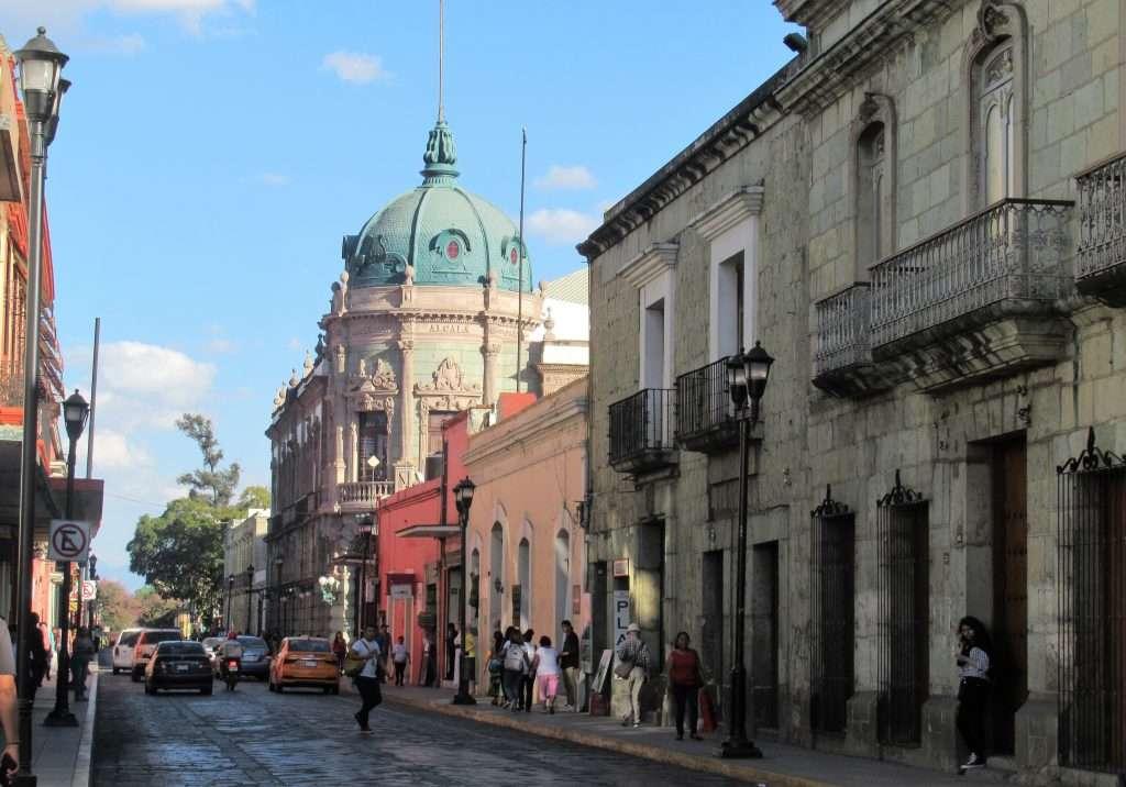 Calle de Oaxaca