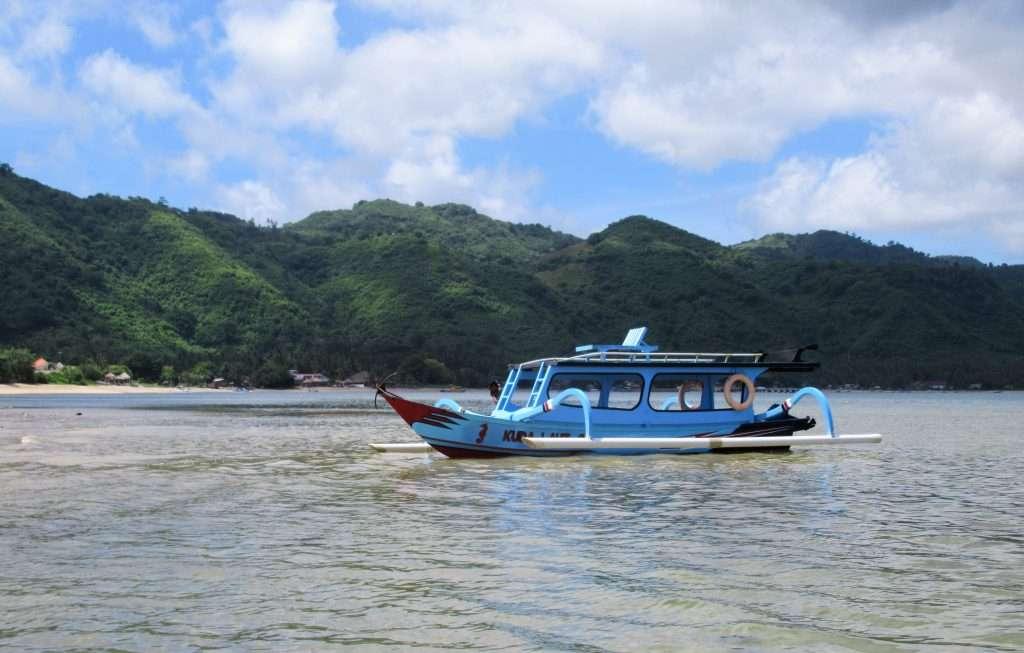 Embarcaciones para Gili Sudak