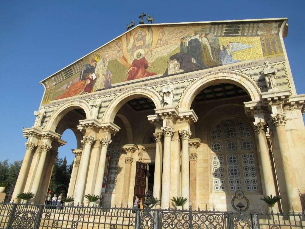 Iglesia de la Agonia o de Todas las Naciones