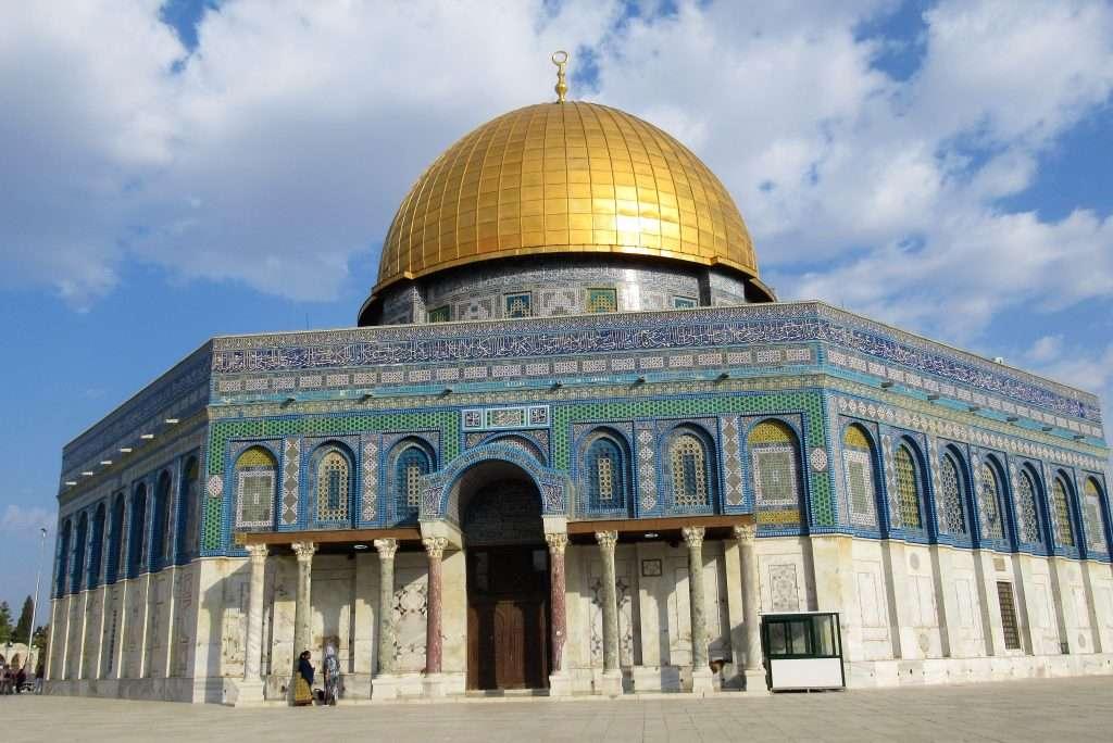 La Roca en la Explanada de las Mezquitas