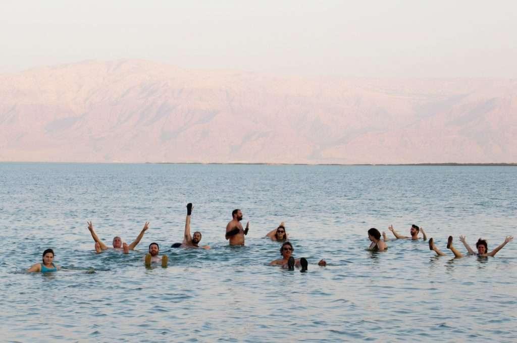 Mar Muerto, Ein Bokek