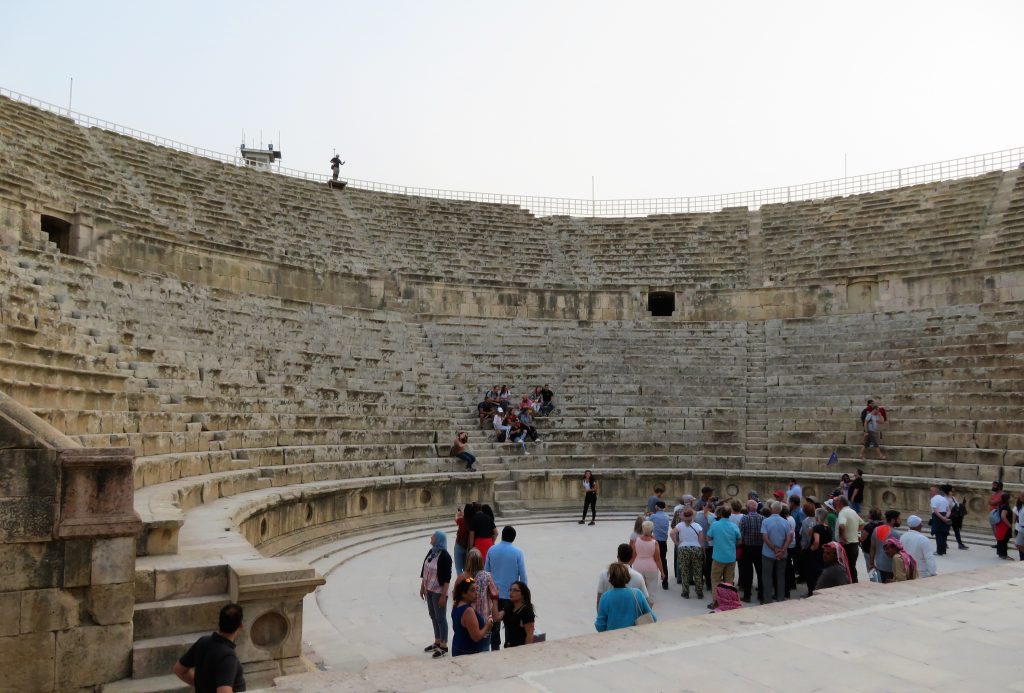 Teatro de Jerash