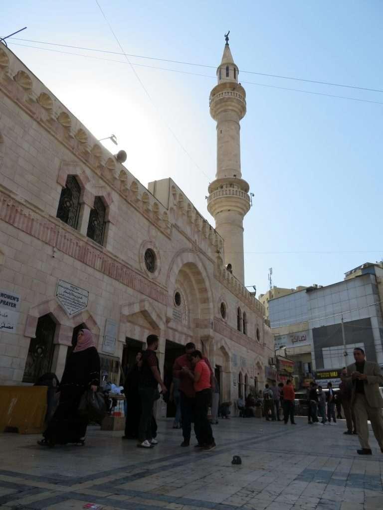 Mezquita de Amán