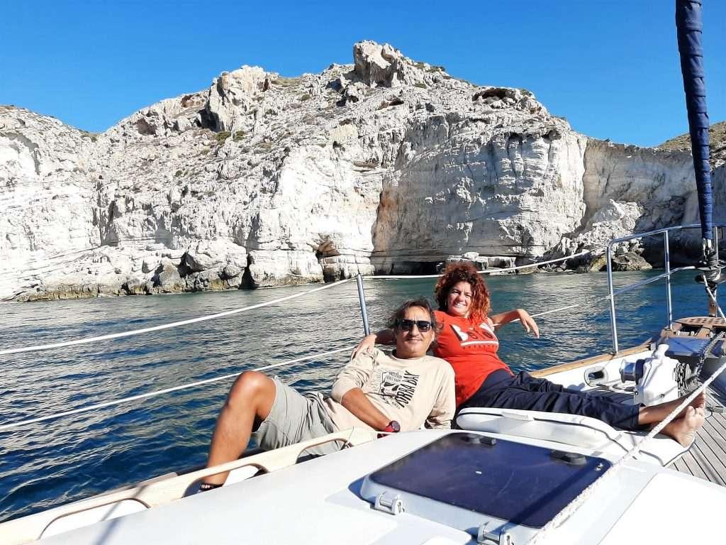 Paseo en barco por Cabo de Gata