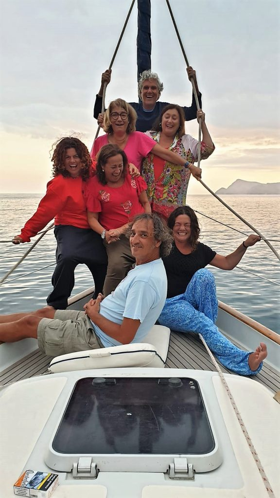 Paseo en barco Cabo de Gata